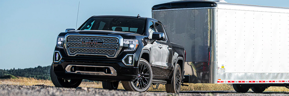 2020 GMC Sierra 1500 new fuel-efficient Duramax turbo-diesel engine towing capability