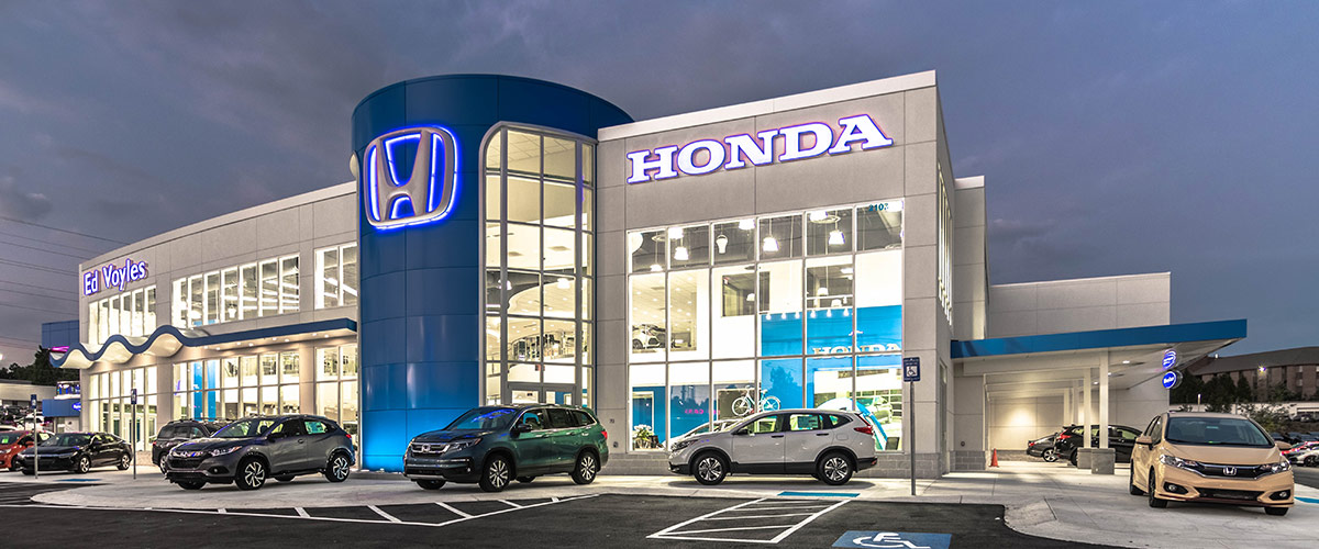 Honda Dealerships In Alabama >> Ed Voyles Honda New Used Honda Dealership Serving Atlanta