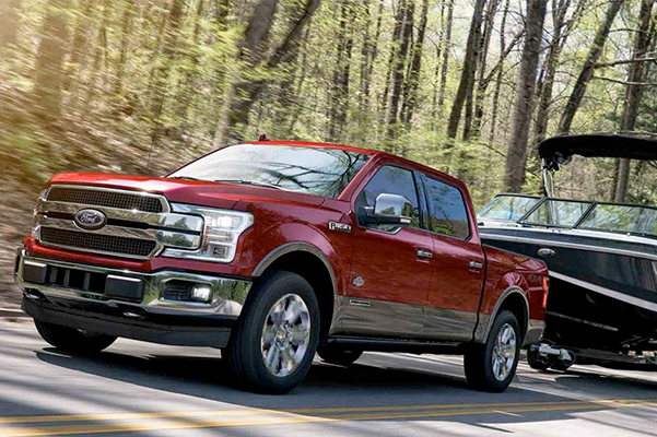 New 2018 Ford F-150 for Sale