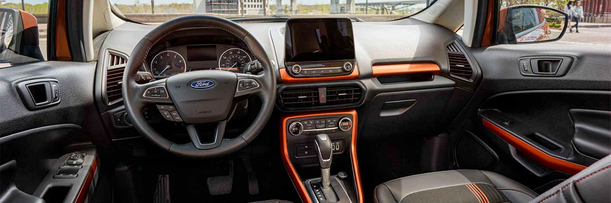 2018 Ford EcoSport Cabin Features