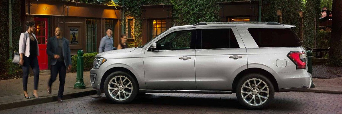 FORD EXPERIENCE DRIVE 2018 Ford Expedition