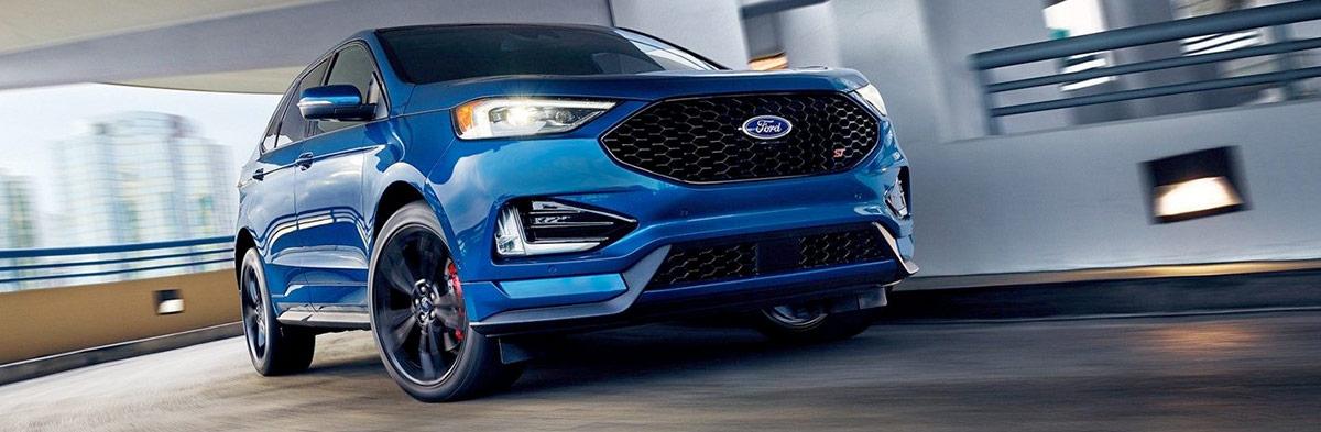 Compare The 2019 Ford Edge Suv Ford Suv Dealer Near Aurora Il