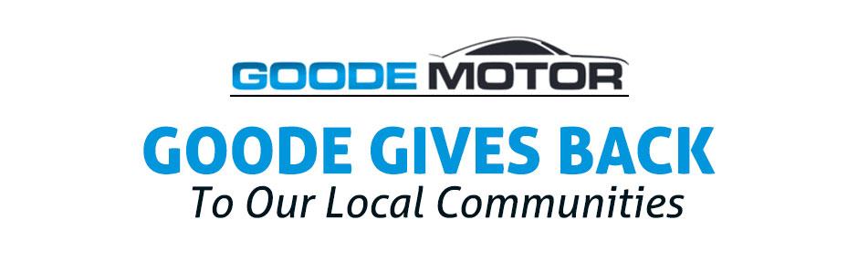 goode motor auto group community involvement near twin falls id. Black Bedroom Furniture Sets. Home Design Ideas