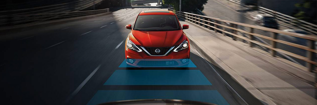 2018 Nissan Sentra 2018 Nissan Sentra Safety Features: