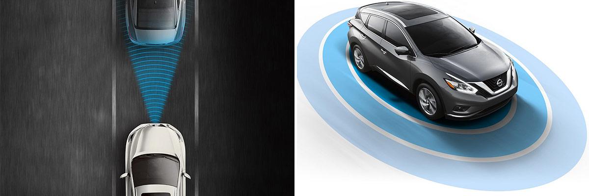 2018 Nissan Murano Safety Technologies