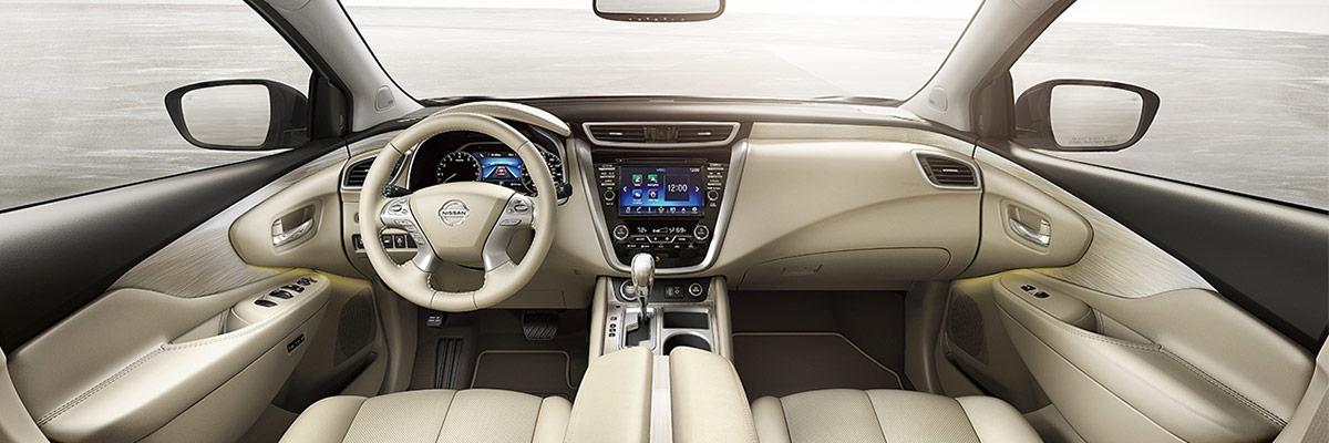 2018 Nissan Murano Interior Features