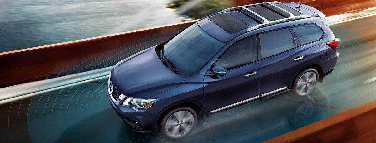 Pathfinder 2018 Nissan Pathfinder Safety Features: