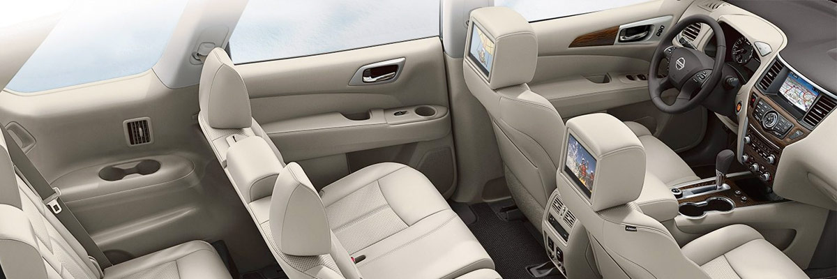2018 Nissan Pathfinder Entertainment & Technology Perks