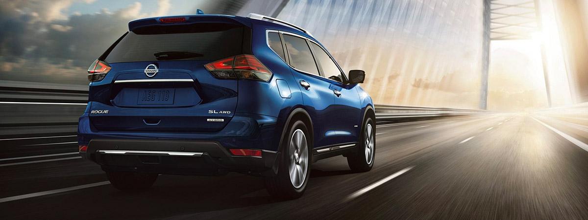 New 2019 Nissan Rogue SL Hybrid