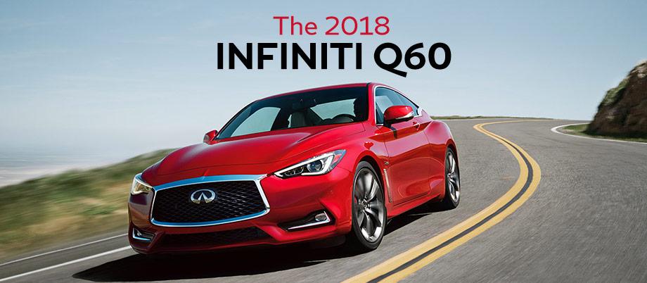 The 2018 INFINITI Q60
