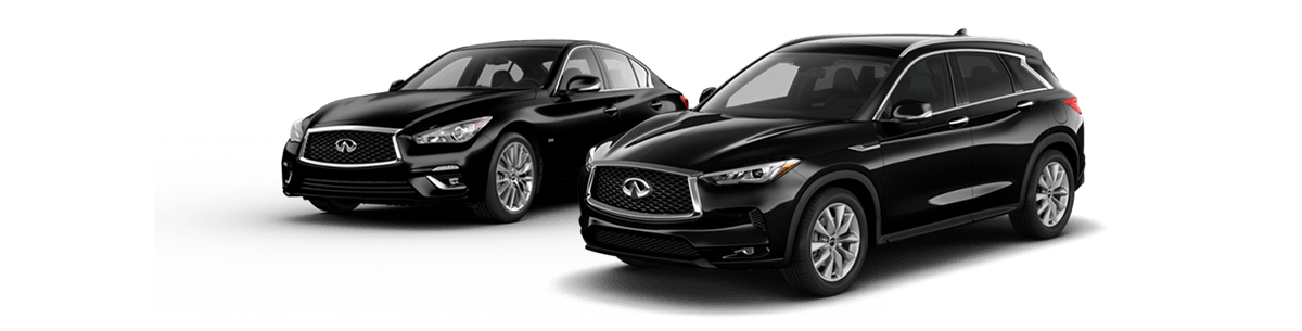 2018 Q50 and 2018 QX50
