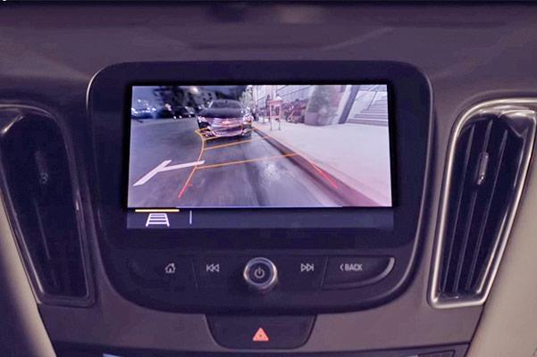2019 Chevrolet Malibu Specs & Safety
