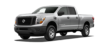 2017 Nissan Titan Purchase Offer