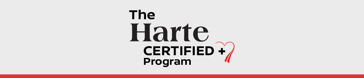 The HARTE CERTIFIED+ Program