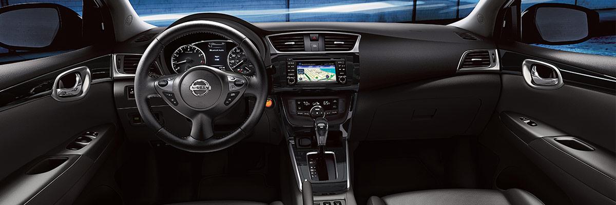 2018 Nissan Sentra 2018 Nissan Sentra Interior Perks: