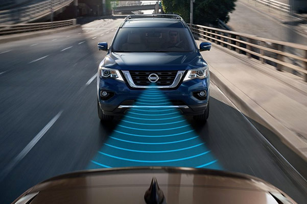 2018 Nissan Pathfinder Safety Features