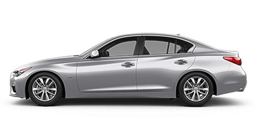 2018 INFINITI Q50 2.0t PURE AWD Sedan model