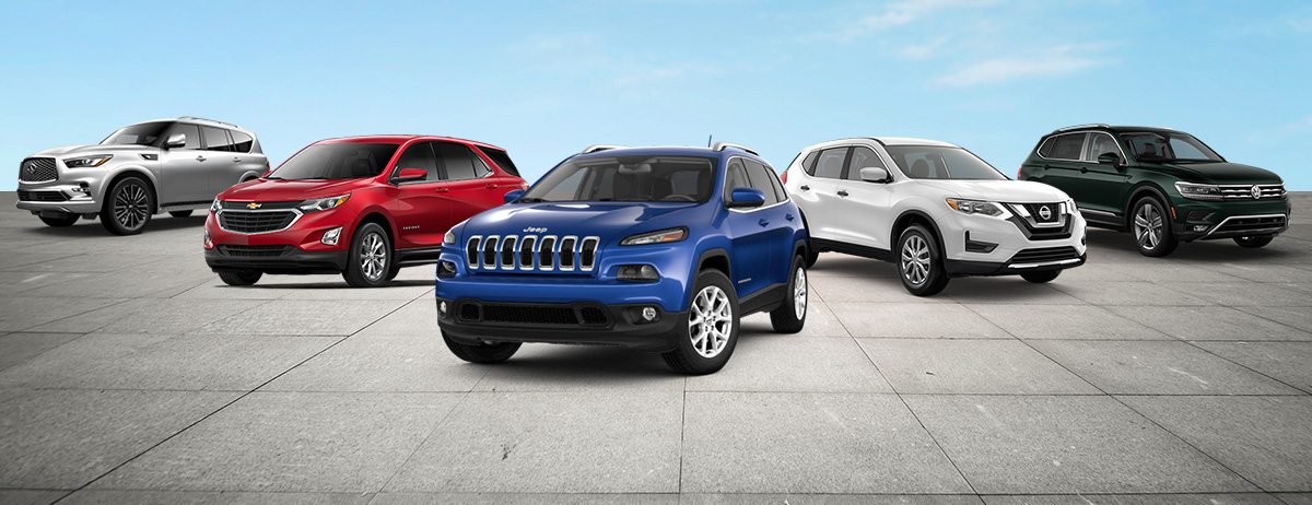 Which SUV Is Best for My Family?