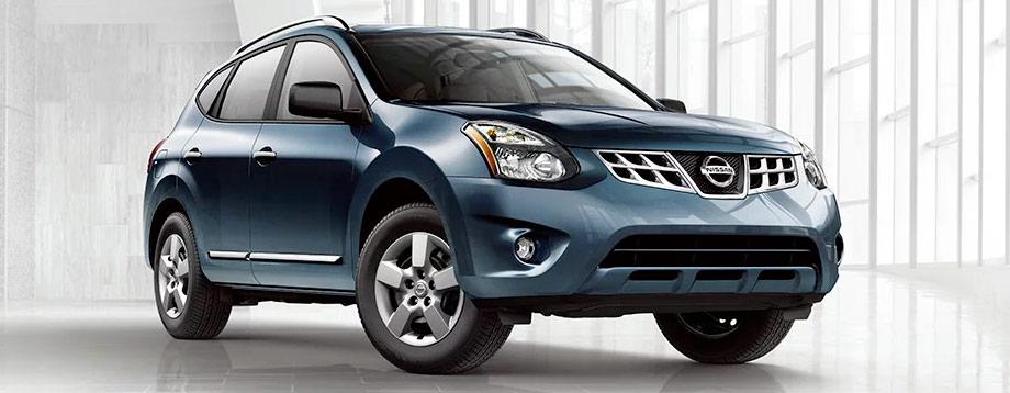 2016 Nissan Rogue Select