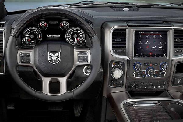 Pre-Owned Ram 1500 Interior