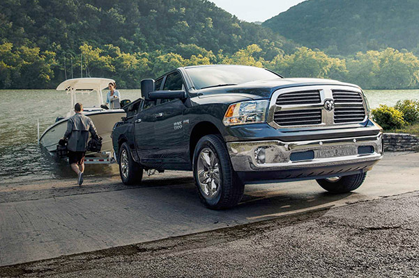 Pre-Owned Ram 1500 Towing