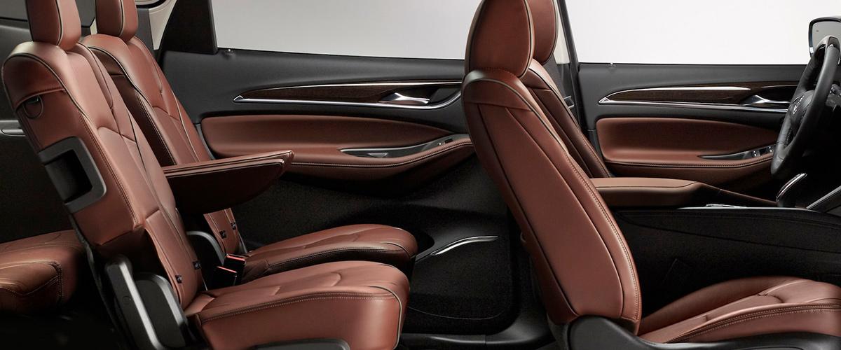 2018 Buick Enclave - Interior