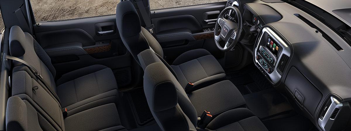 2018 GMC SIERRA 1500 - Interior