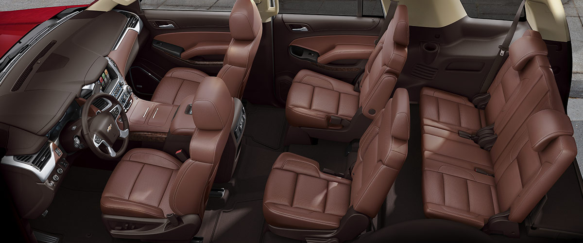 2018 Chevrolet Tahoe RST - Interior