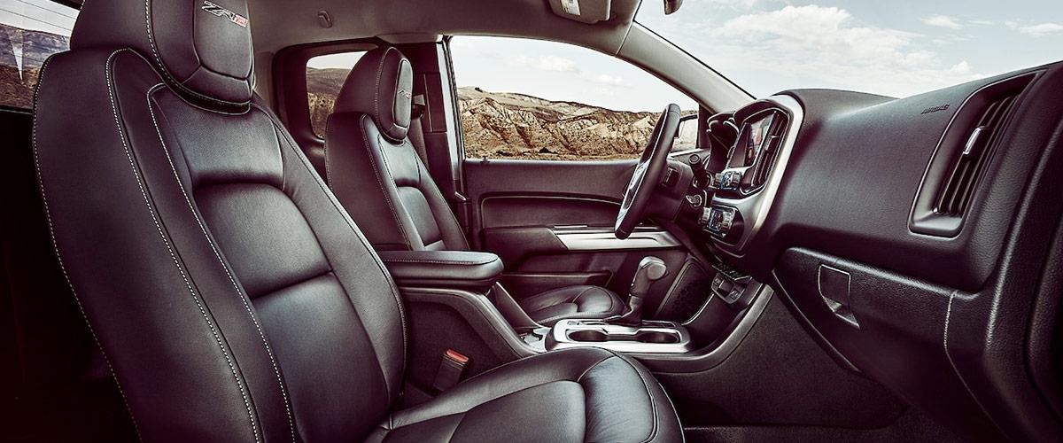 2018 Chevrolet Colorado ZR2 Interior Features