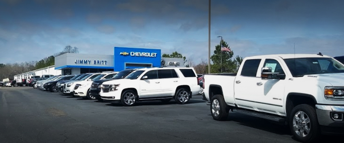 Jimmy Britt Chevrolet - 1011 Town Creek Blvd, Greensboro, GA 30642