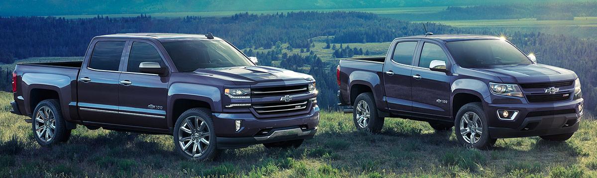 Chevrolet Centennial Trucks | New Chevy Dealer near ...