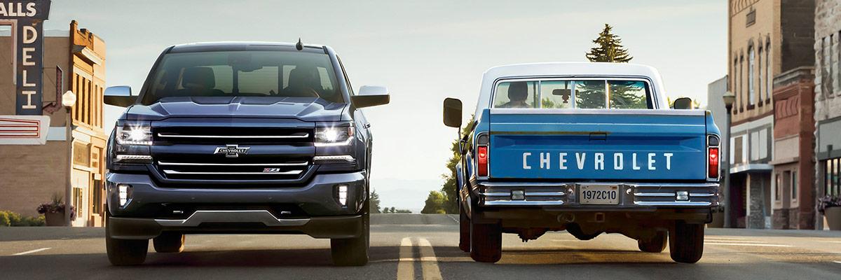 Jimmy Britt Chevrolet >> Chevrolet Centennial Trucks | New Chevy Dealer near
