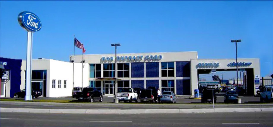 Why Should I Buy from Ron DuPratt Ford?