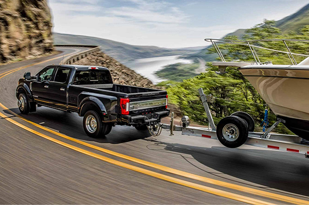 2019 Ford Super Duty Specs
