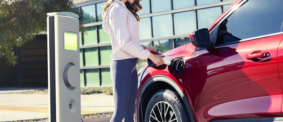 Ford Escape Hybrid Plug In