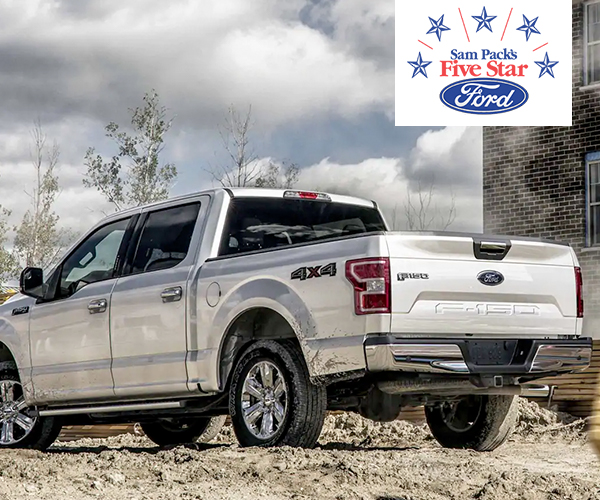 2019 Ford F-150 Supercrew XLT Interior