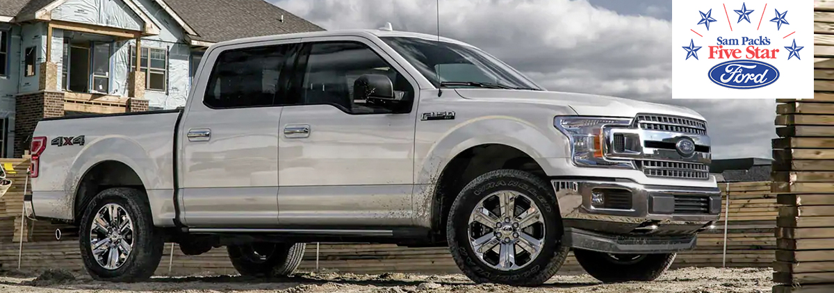 2019 Ford F-150 Supercrew XLT Exterior