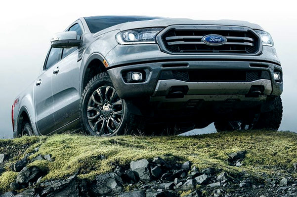 2019 Ford Ranger Towing
