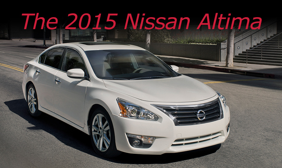 2015 Nissan altima Header