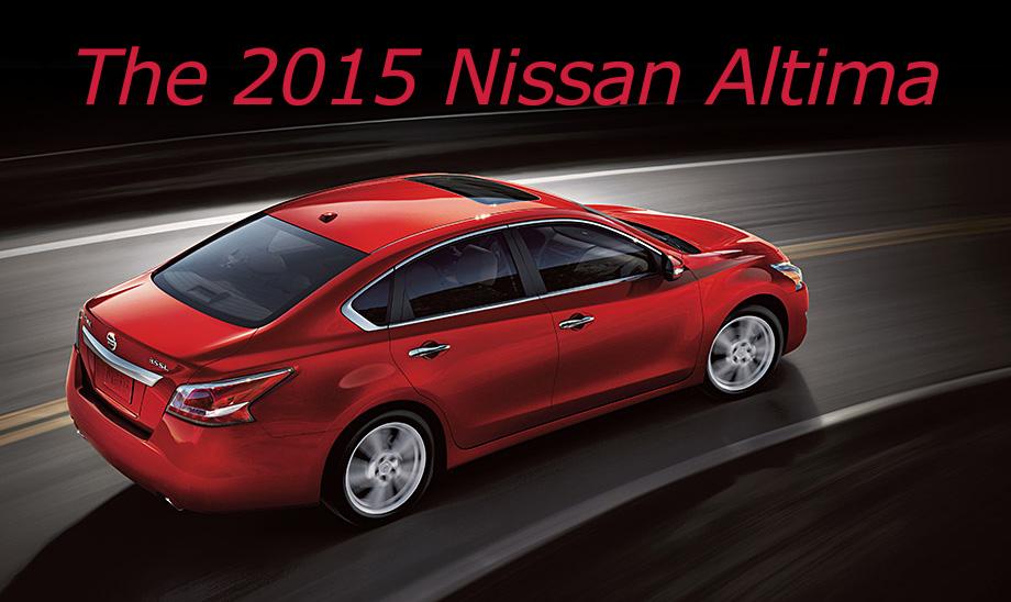 Compare 2015 Nissan Altima | Hartford, CT Nissan Sales