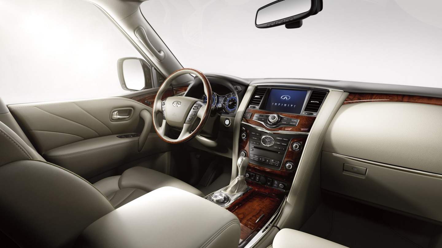 2015 infiniti qx80 infiniti dealer near milford ct luxury seekers who want an suv thatll reinvent the way they travel need to drive off in their very own 2015 infiniti qx80 its undeniably chic and vanachro Choice Image