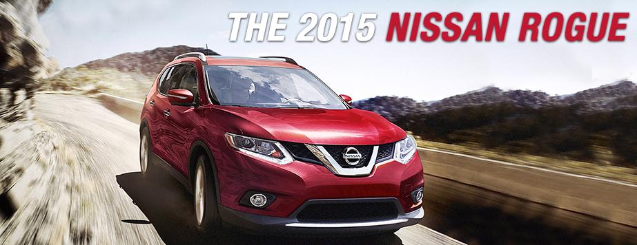 2015 Nissan rogue Header