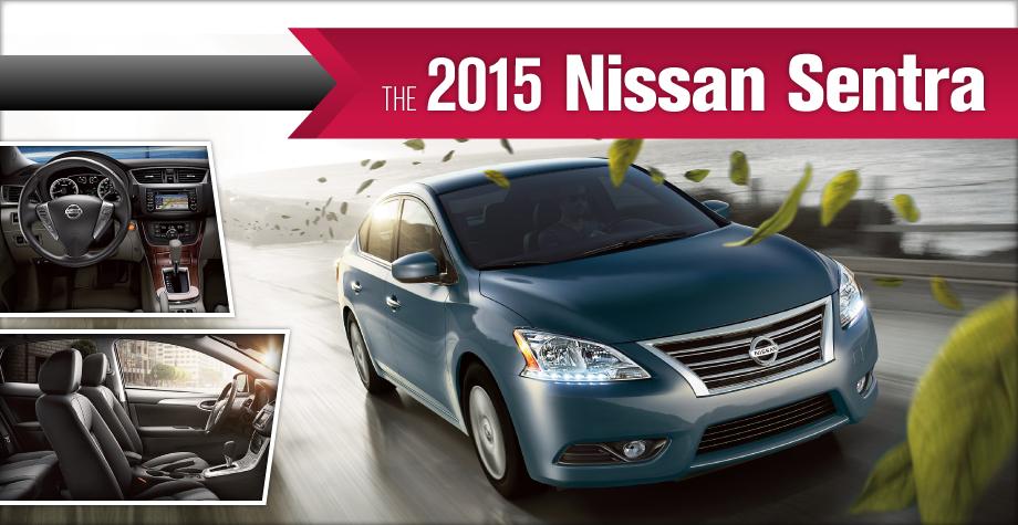 2015 Nissan sentra Header