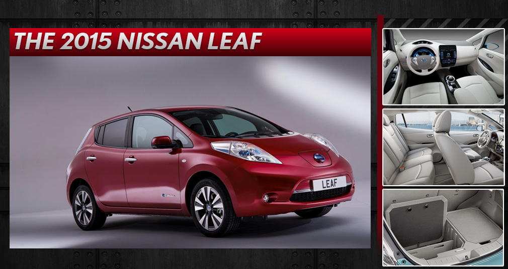 2015 Nissan Leaf Header