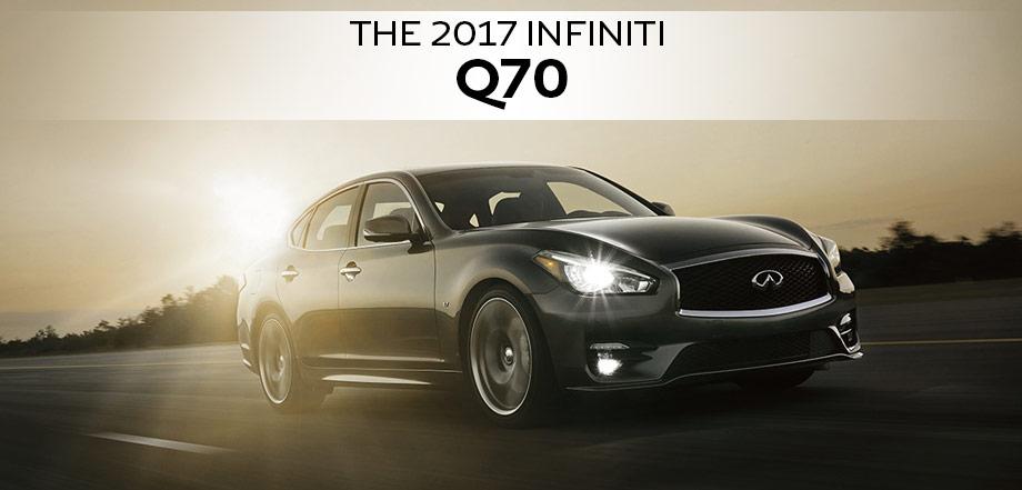 2017 INFINITI Q70