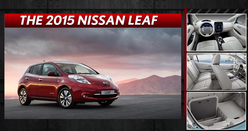 2015 Nissan Leaf Header