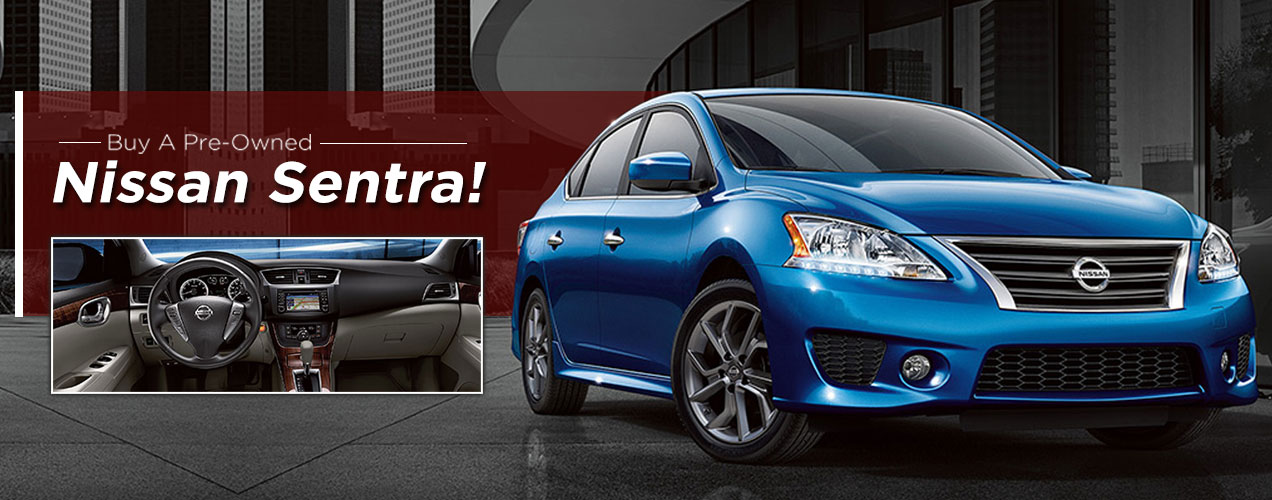 Used Nissan Sentra | CT Used Car Sales near New Britain